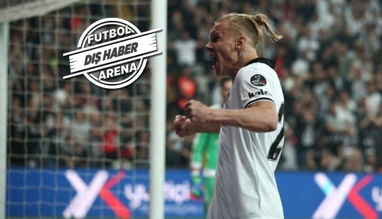 <h2>Domagoj Vida, Beşiktaş'tan ayrılacak mı?</h2>