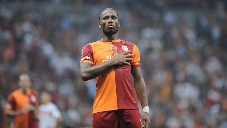 <h2>Drogba'dan Galatasaray'a transfer yardımı</h2>