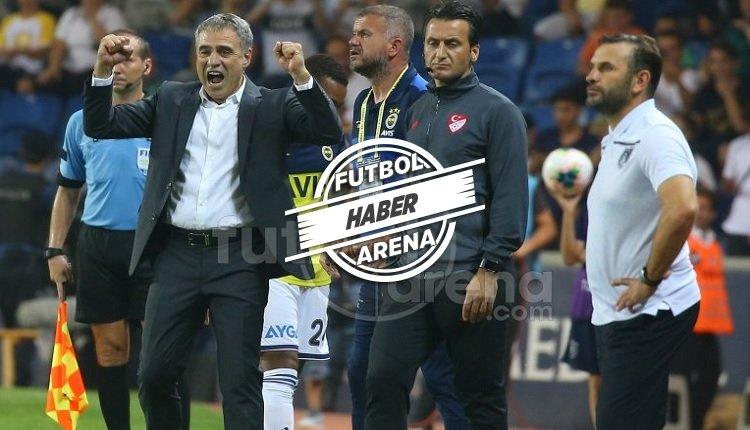 <h2>Ersun Yanal, Başakşehir - Fenerbahçe maçı sözleri</h2>