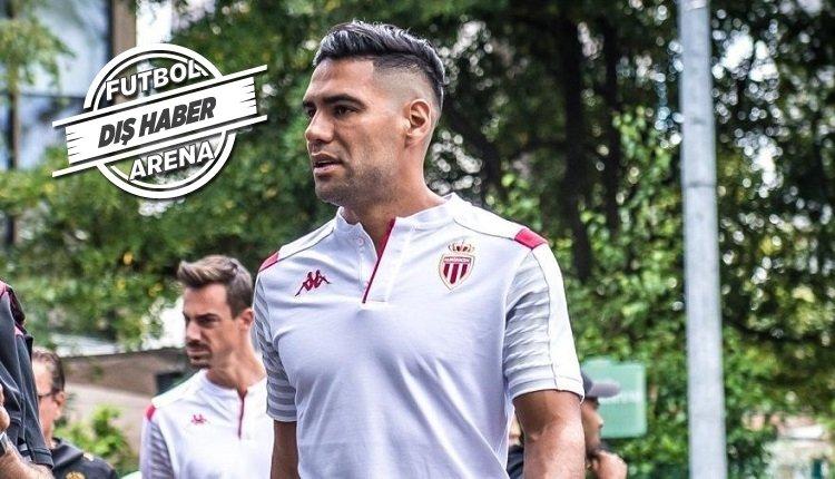 <h2>Falcao transferinde Valencia iddiası</h2>