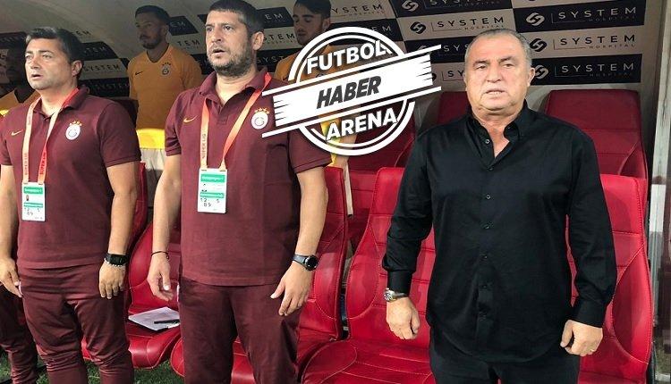 <h2>Fatih Terim, Kayserispor - Galatasaray maçı açıklamaları</h2>