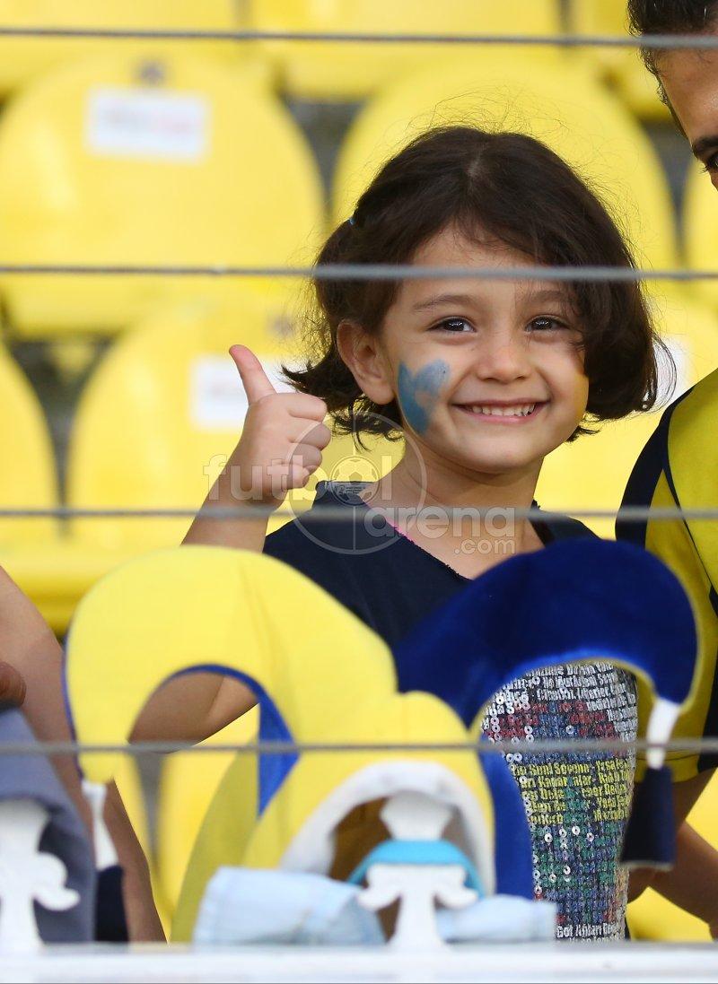 FutbolArena Fenerbahçe - Gazişehir maçında