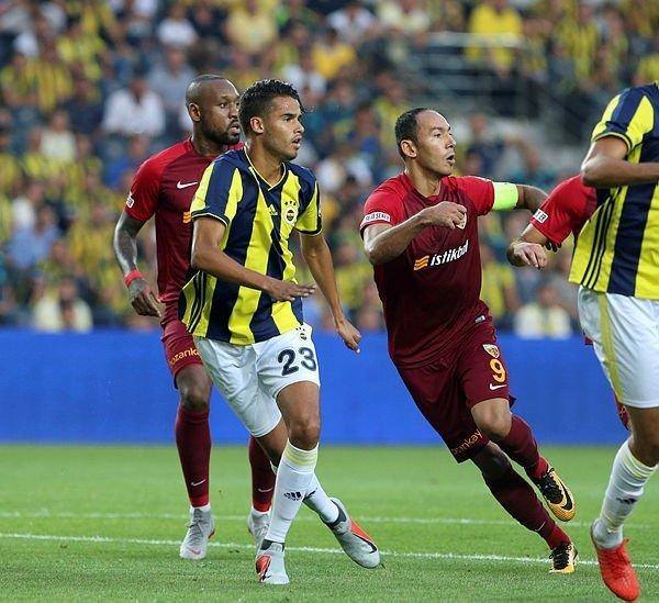 <h2>Fenerbahçe'de Reyes ayrılacak mı?</h2>