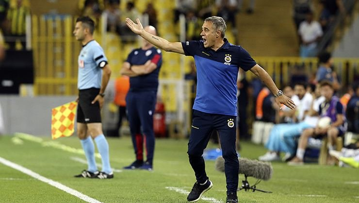 <h2>Fenerbahçe'nin Gazişehir Gaziantep maçı ilk 11'i</h2>