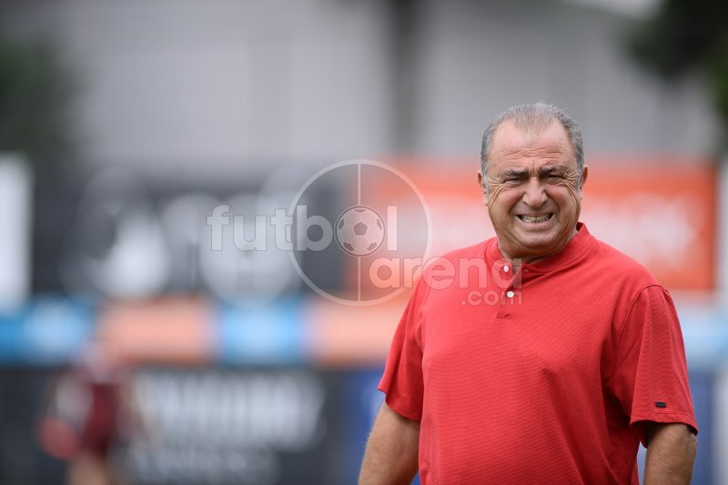 FutbolArena, Galatasaray antrenmanında (23 Ağustos 2019)