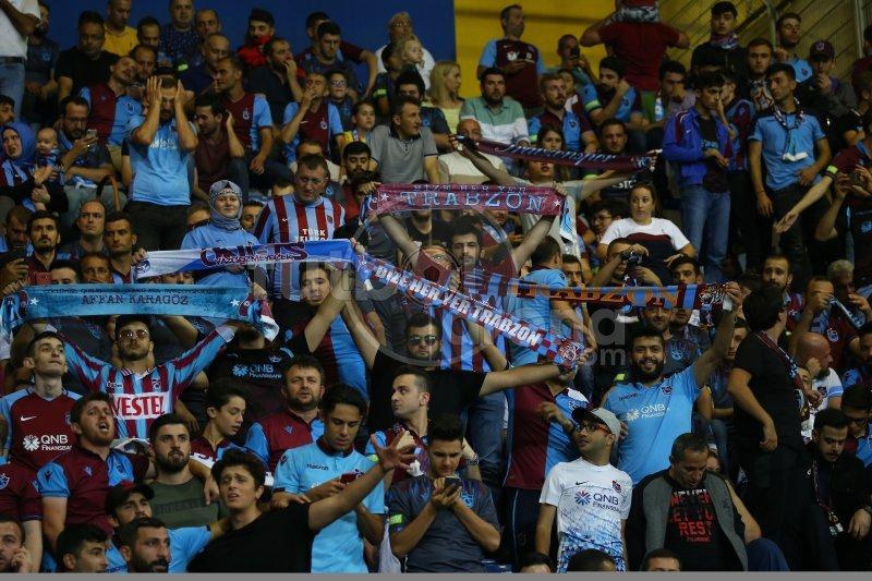 FutbolArena Kasımpaşa - Trabzonspor maçında