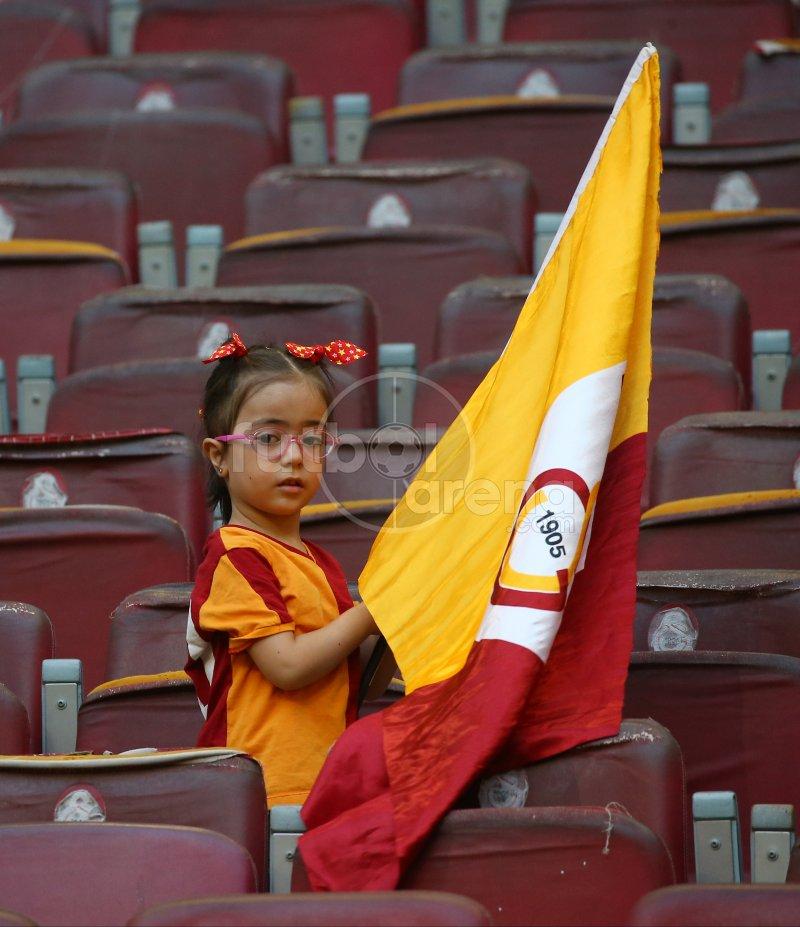 'FutbolArena Galatasaray - Panathinaikos maçında