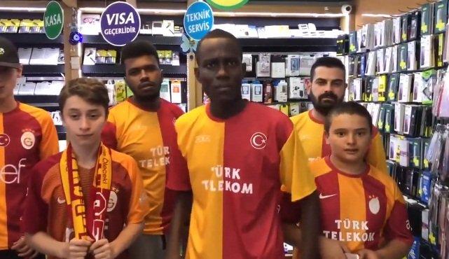 <h2>Galatasaray taraftarından Falcao tepkisi</h2>