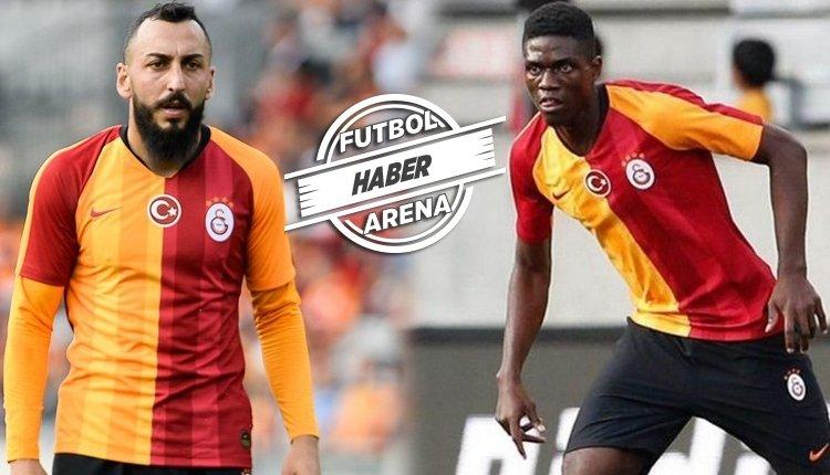 <h2>Galatasaray'dan Mitroglou ve Ozornwafor açıklaması</h2>