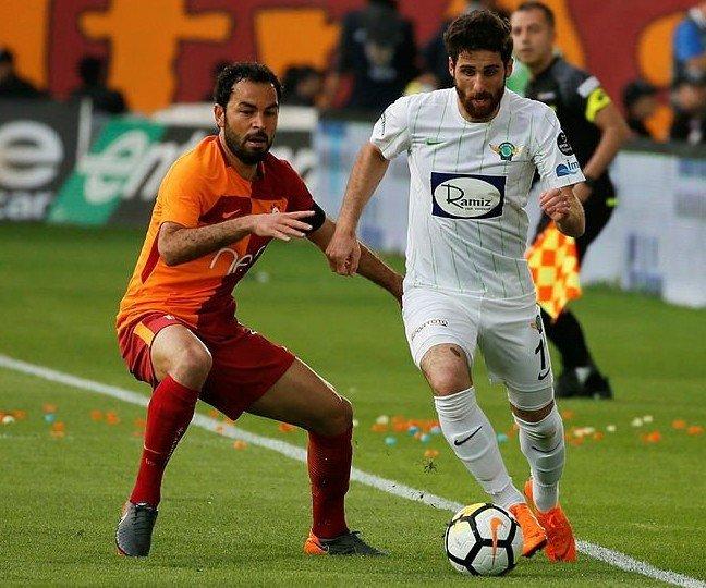 <h2>Galatasaray'ın Akhisarspor maçı 11'i</h2>