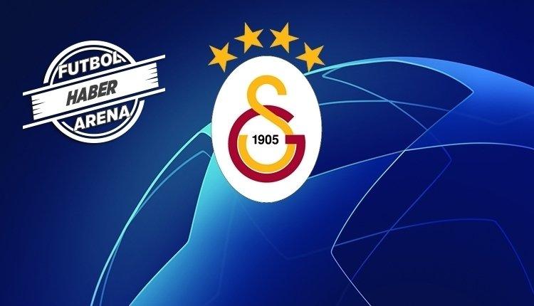 <h2>Galatasaray'ın Şampiyonlar Ligi rakipleri</h2>
