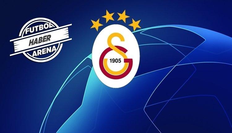 <h2>Galatasaray'ın Şampiyonlar Ligi'nde muhtemel rakipleri</h2>