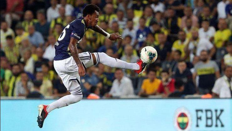 <h2>Jailson'un Gazişehir maçı performansı</h2>