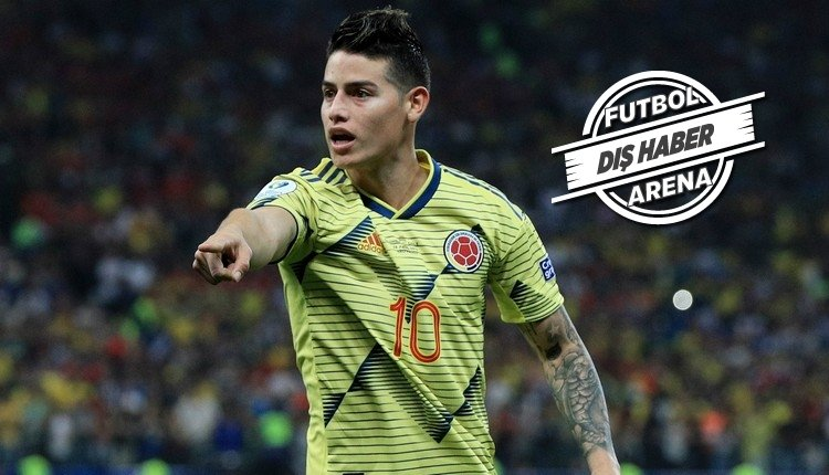 <h2>James Rodriguez, Fenerbahçe'ye transfer olacak mı?</h2>