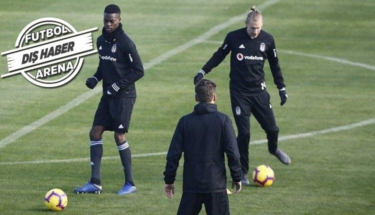 <h2>Mirin, Beşiktaş'tan ayrılacak mı?</h2>