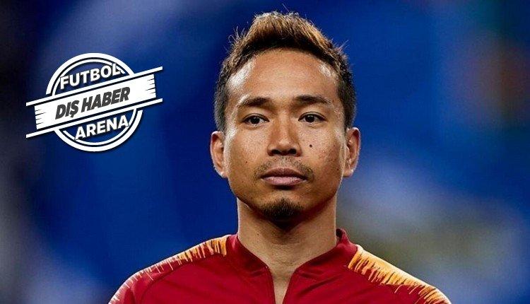 <h2>Nagatomo, Galatasaray'dan ayrılacak mı?</h2>