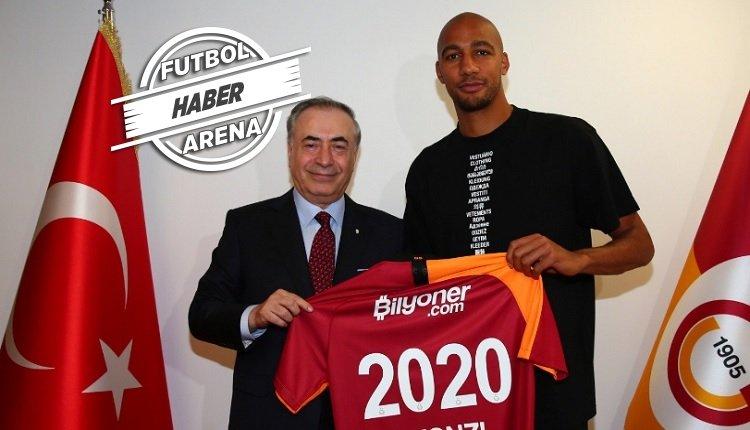 <h2>Nzonzi'nin Galatasaray maaşı</h2>