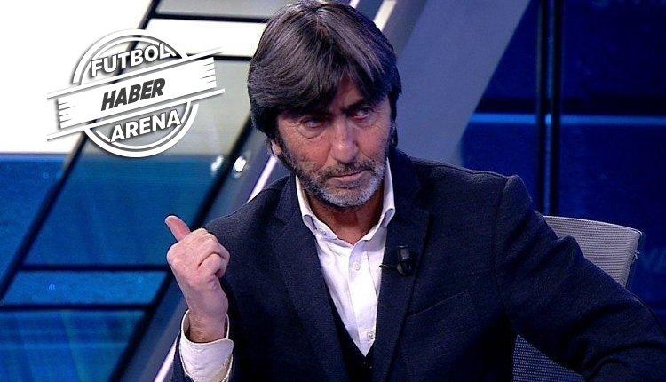 <h2>Rıdvan Dilmen'den Kayserispor - Galatasaray maçının hakemine</h2>