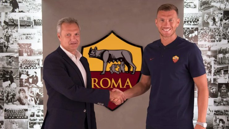 <h2>Roma, Dzeko'nun sözleşmesini uzattı mı?</h2>