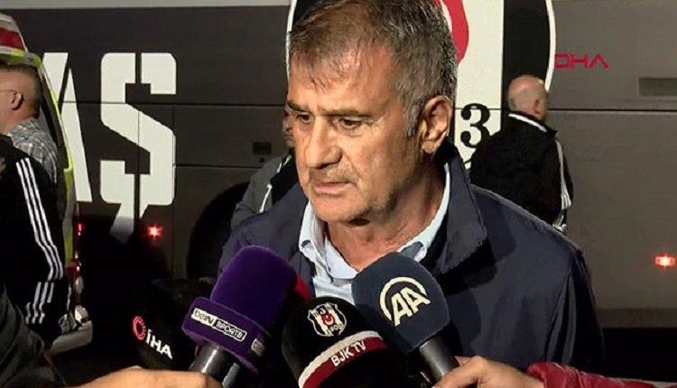 <h2>Şenol Güneş'ten Fenerbahçe yorumu</h2>