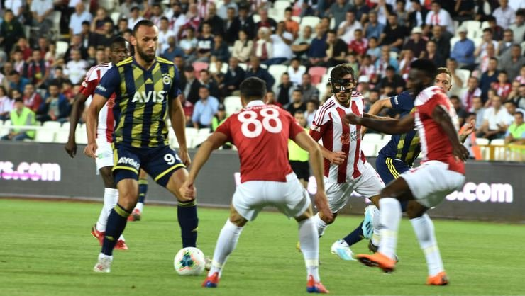 <h2>Sivasspor - Fenerbahçe maç özeti </h2>