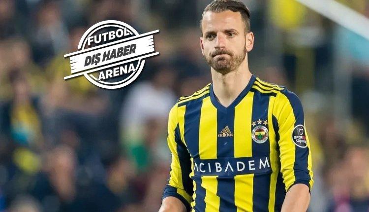 <h2>Soldado'dan Fenerbahçe açıklaması</h2>