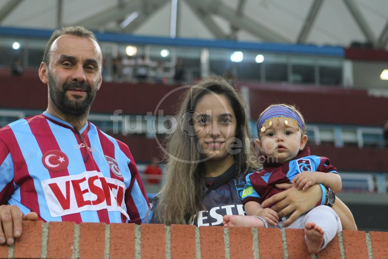 FutbolArena Trabzonspor - Yeni Malatyaspor maçında