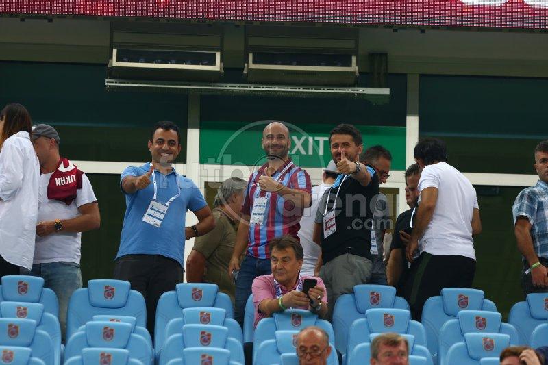 FutbolArena, Trabzonspor - Sparta Prag maçında