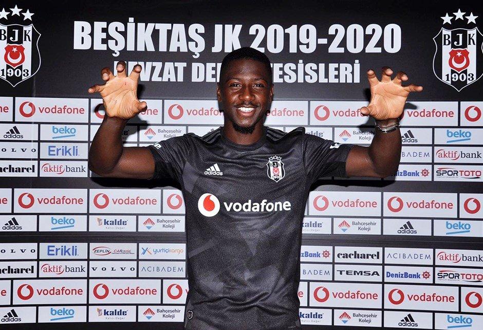 <h2>Abdoulay Diaby Beşiktaş açıklamaları</h2>