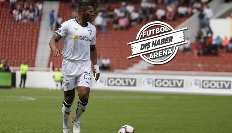 <h2>Antonio Valencia, Galatasaray'dan teklif aldı mı?</h2>
