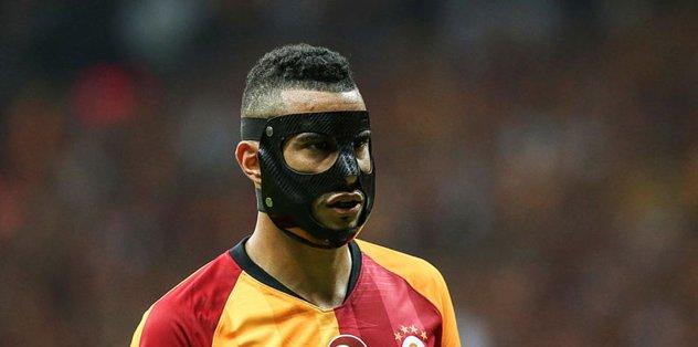 <h2>Belhanda'nın derbideki maske krizi</h2>