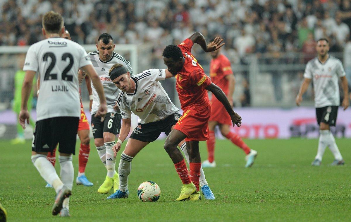 <h2>Beşiktaş - Göztepe: 29.923</h2>