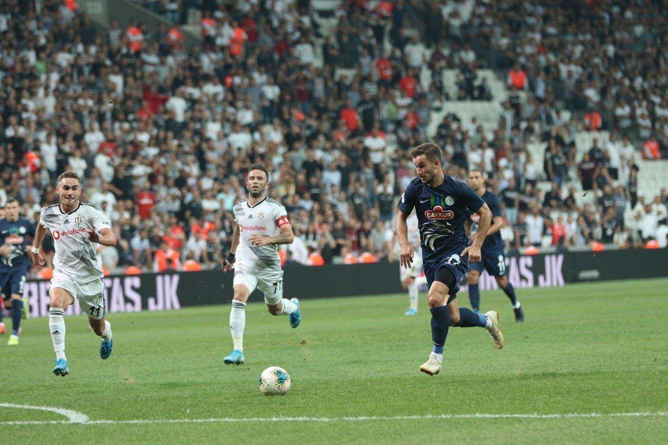 <h2>Beşiktaş - Rizespor: 30.427</h2>
