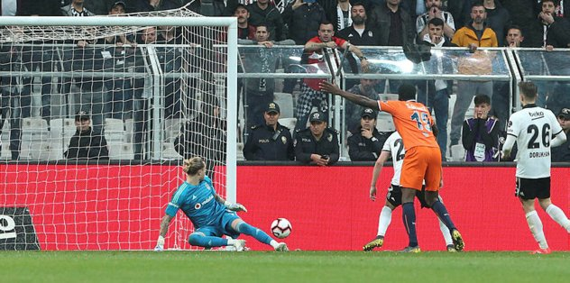<h2>Beşiktaş-Başakşehir rekabeti</h2>