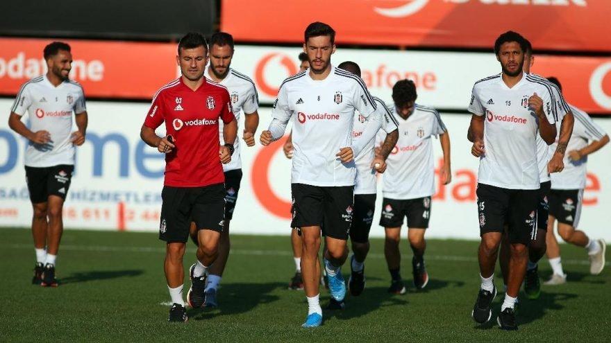 <h2>Beşiktaş'tan Galatasaray'a 3'lü tepkisi</h2>