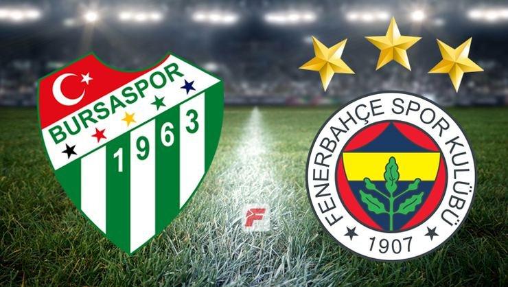 <h2>Bursaspor - Fenerbahçe hazırlık maçı ne zaman, hangi kanalda, saat kaçta?</h2>