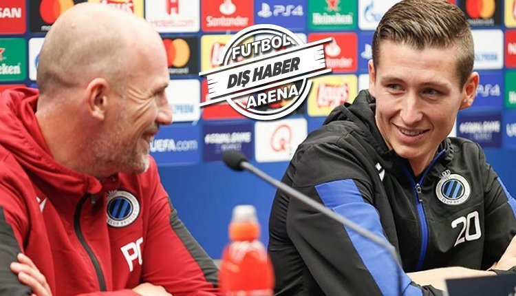 <h2>Club Brugge'den Diagne açıklaması</h2>