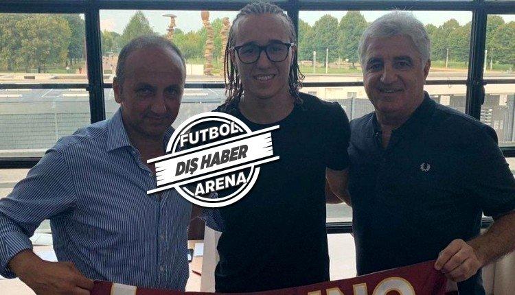 <h2>Diego Laxalt, Torino ile anlaştı</h2>