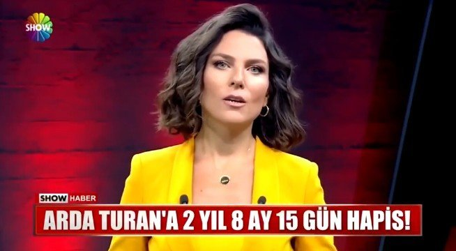 <h2>ECE ÜNER'DEN ARDA TURAN TEPKİSİ</h2>