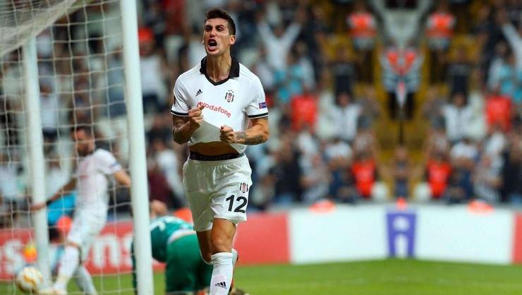 <h2>Enzo Roco Beşiktaş'tan ayrılacak mı?</h2>