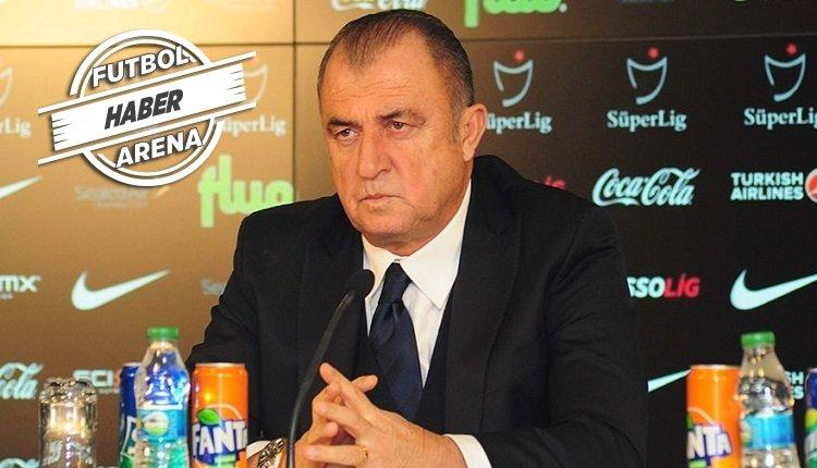 <h2>Fatih Terim'den basın toplantısında Ali Koç'a cevap</h2>