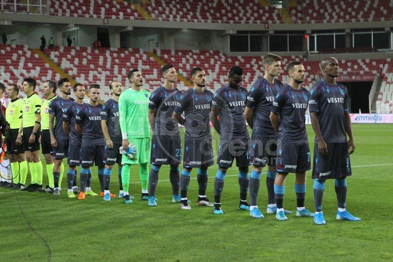 FutbolArena Sivasspor - Trabzonspor maçında