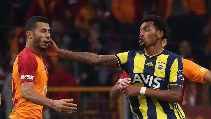 <h2>Galatasaray - Fenerbahçe derbisi kırmızı kart sayıları</h2>