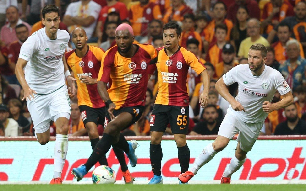 <h2>Galatasaray - Konyaspor: 38.118</h2>