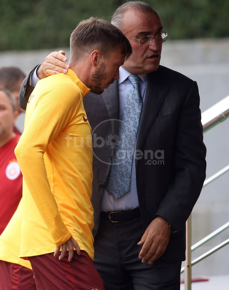 'FutbolArena, Galatasaray idmanında (25 Eylül 2019)