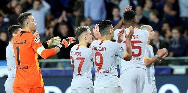 <h2>Galatasaray Club Brugge maçından ne kadar kazandı?</h2>