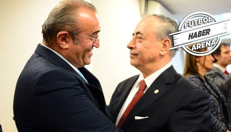 <h2>Galatasaray'a yeni sponsor Magdeburger Sigorta</h2>