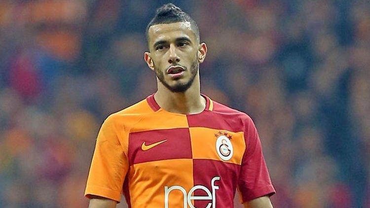 <h2>Galatasaray'da Belhanda'dan Fatih Terim sözleri</h2>