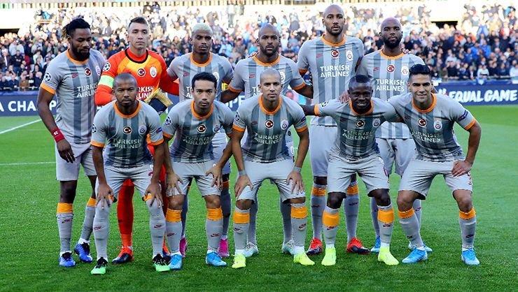 <h2>Galatasaray'da yaşanan sorunlar</h2>