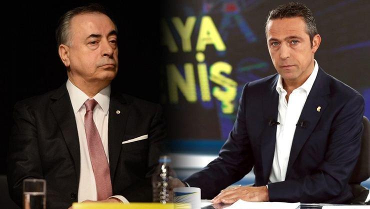 <h2>Galatasaray'dan Ali Koç'a tavır</h2>